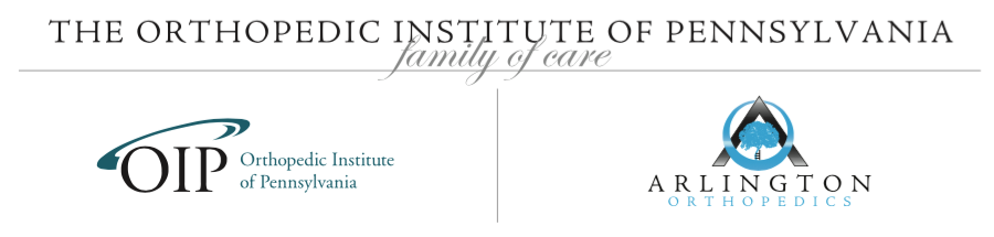 The Orthopedic Institute of PA Family of Care Logo